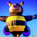 Bumblebee Hot Air Balloon by Garry Gay