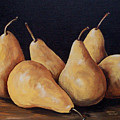 Bunch Of Bosc Pears  by Torrie Smiley