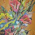 Bunch Of Flowers by Olena Chernyshova