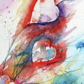 Bunch Of Hearts by Marisa Gabetta