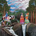Bundle Moon II by Chholing Taha