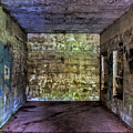Bunker Walls by Diana Powell