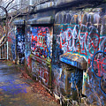 Bunkers Of Ft Wetherill by Melissa Hicks