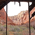 Bunkhouse View 2 by Tonya Hance