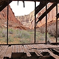Bunkhouse View 4 by Tonya Hance