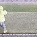 Bunny Hops Away by Adele Aron Greenspun
