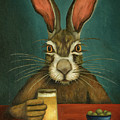 Bunny Hops by Leah Saulnier The Painting Maniac