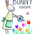 Bunny Nature by Ashley Lucas