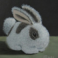 Bunny by Tina Glass