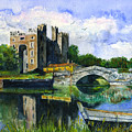 Bunratty Castle by John D Benson