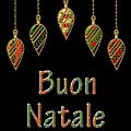 Buon Natale Italian Merry Christmas by Movie Poster Prints