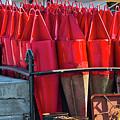 Buoys For The Mississippi by Steven Ralser