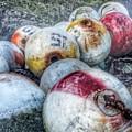 #buoys #muchlatergram by Tricia Elliott