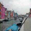 Burano by Dee Flouton