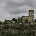 Burg Gutenfels 03 by Teresa Mucha