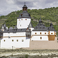 Burg Pfalzgrafenstein In Kaub Germany by Teresa Mucha