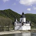 Burg Pfalzgrafenstein Squared by Teresa Mucha