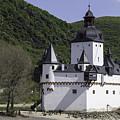 Burg Pfalzgrafenstein by Teresa Mucha