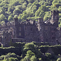 Burg Reichenstein 04 by Teresa Mucha