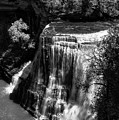 Burgess Lower Falls 2 by Bob Phillips