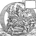 Burgkmair - Maximilian by Granger