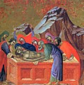 Burial 1311 by Duccio