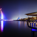 Burj Al Arab In Dubai, United Arab Emirates by Alexandre Rotenberg