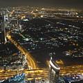 Burj Khalifa Dubai by Anton Kostadinov