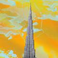 Burj Khalifa by Yaser Saad