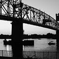 Burlington Bristol Bridge  by D R TeesT