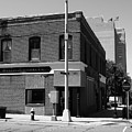Burlington, Nc - Main Street And Front by Frank Romeo