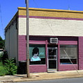 Burlington North Carolina - Small Town Business by Frank Romeo