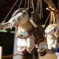 Burmese Elephant Puppets by Jessica Rose