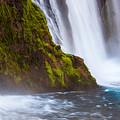 Burney Falls by Anthony Michael Bonafede