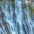 Burney Falls Detail by Marc Crumpler