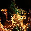 Burning Green by David Paul Murray