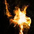Burning Man by Ken Walker
