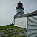 Burnt Island Light Station 3 by John Kenealy