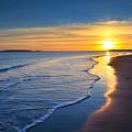 Burry Port Beach by Phil Fitzsimmons