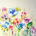 Burst Of Spring  by Joanne Smoley