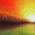Bursting Sun by Jaison Cianelli