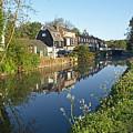 Burtons Mill by Gill Billington