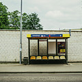 Bus Stop In Poland by Pati Photography