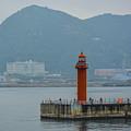 Busan Lighthouse by John Lillis