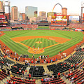 Busch Before The Game by C H Apperson