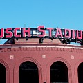 Busch Stadium Ball Park by J R Seymour
