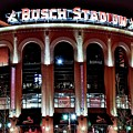Busch Stadium by Frozen in Time Fine Art Photography