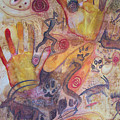 Bushman Comes Alive by Vijay Sharon Govender
