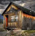Busted Shack by Wayne Sherriff