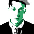 Buster Keaton by DB Artist
